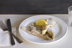 Crepe - Lemon Sugar